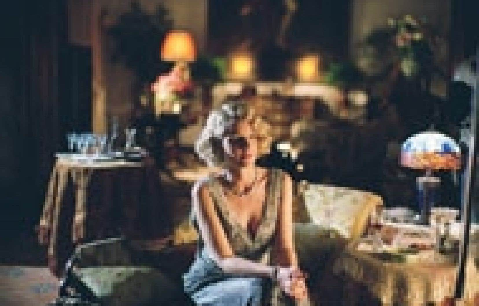 Dans A Good Woman, la présence d'Helen Hunt suscite un véritable malaise. Source: Christal Films
