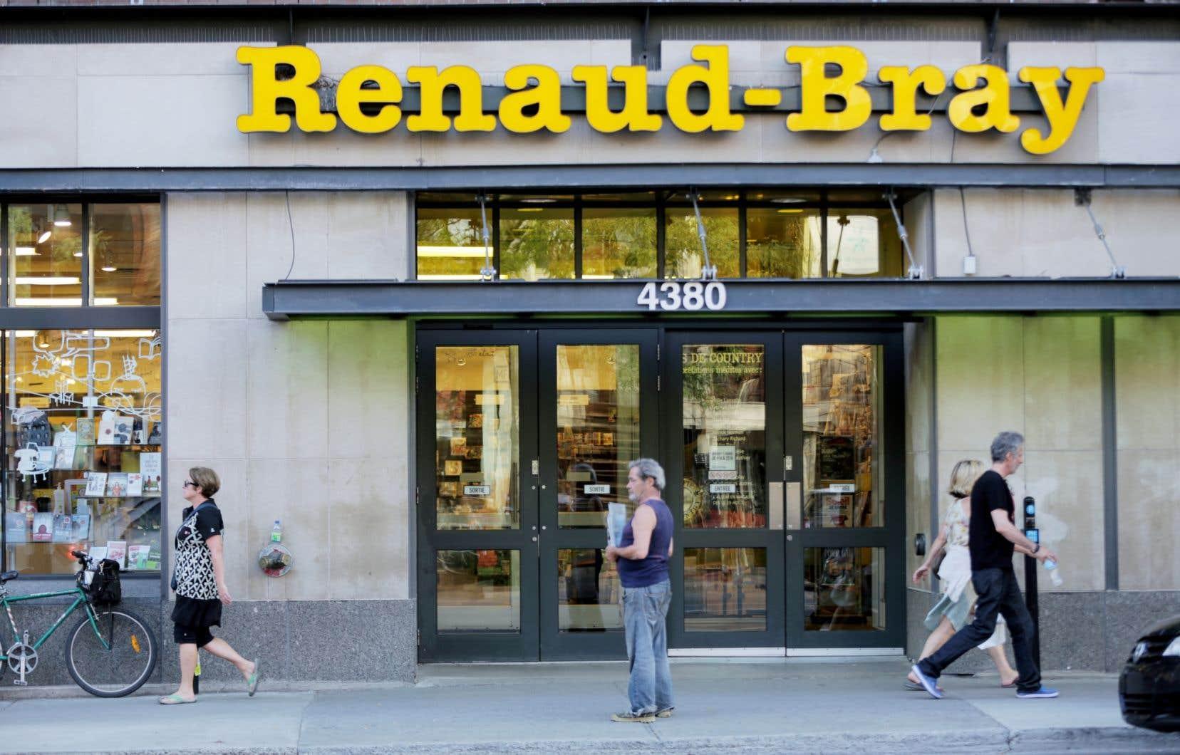 Un conflit entre la chaîne de librairies Renaud-Bray, qui compte une trentaine de succursales au Québec, et le diffuseur Dimedia fait rage depuis le printemps.