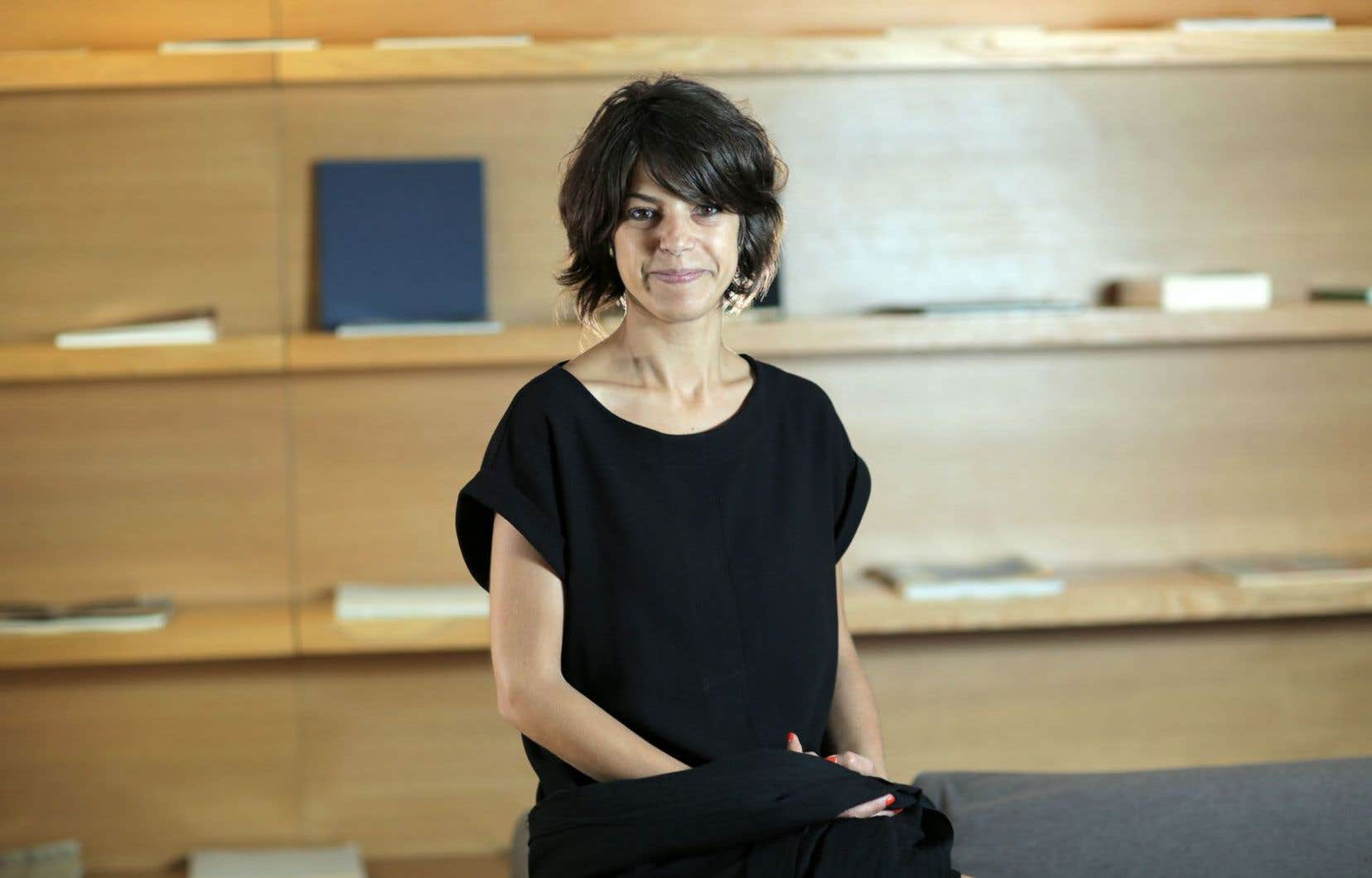Marie Sumalla est de passage à Montréal, en tant que membre du jury du World Press Photo.