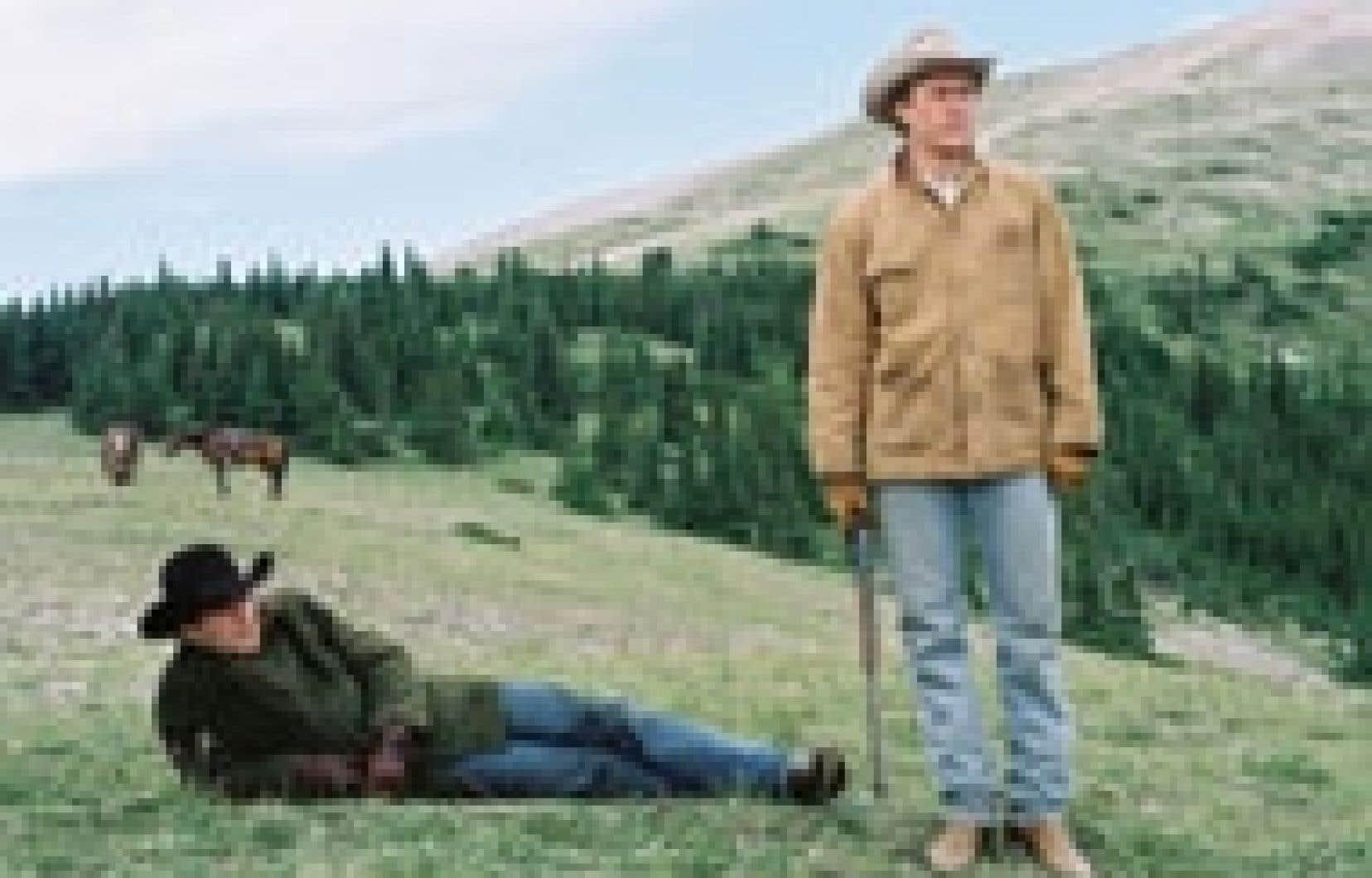 Un pas de plus vers les Oscars pour le film d'Ang Lee, Le Secret de Brokeback Mountain.