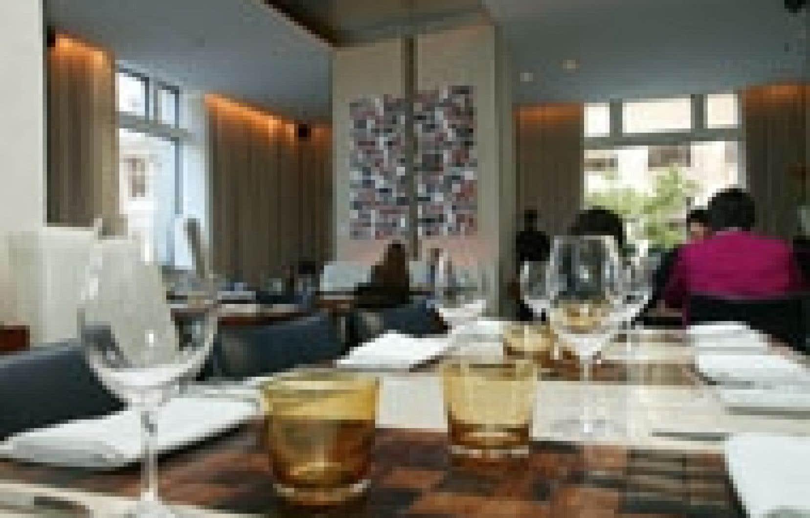 Le Cube: la cuisine du chef Gonzalez, une des plus belles de l'heure, réjouit le palais et l'âme.