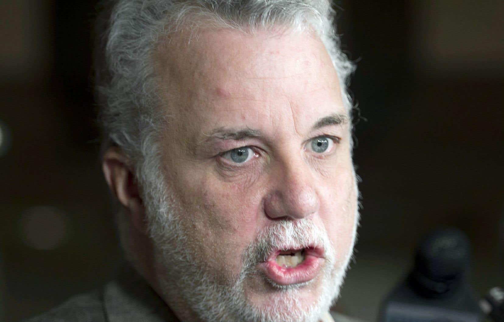 Le PM n'attendra pas l'avis des commissions en cours chargées d'évaluer où l'État québécois peut économiser.