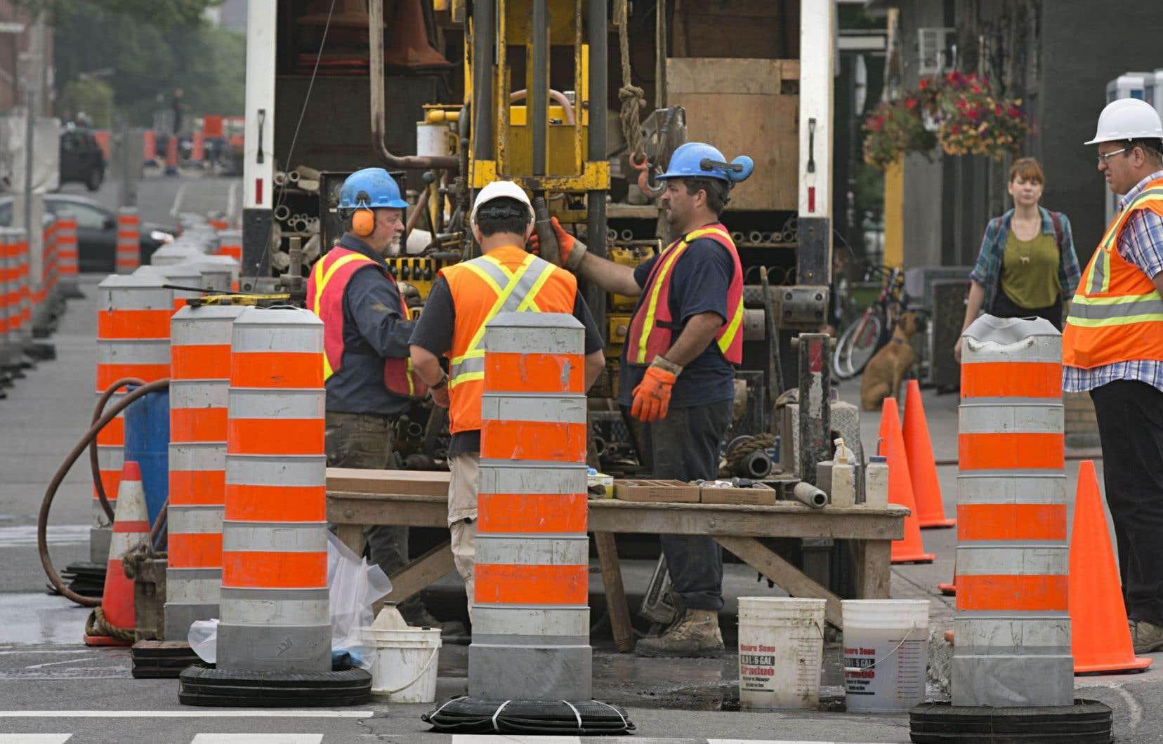 La vaste majorité des employés oeuvrant à des contrats publics dans les secteurs du génie et de la construction travaillent de façon honnête et intègre.