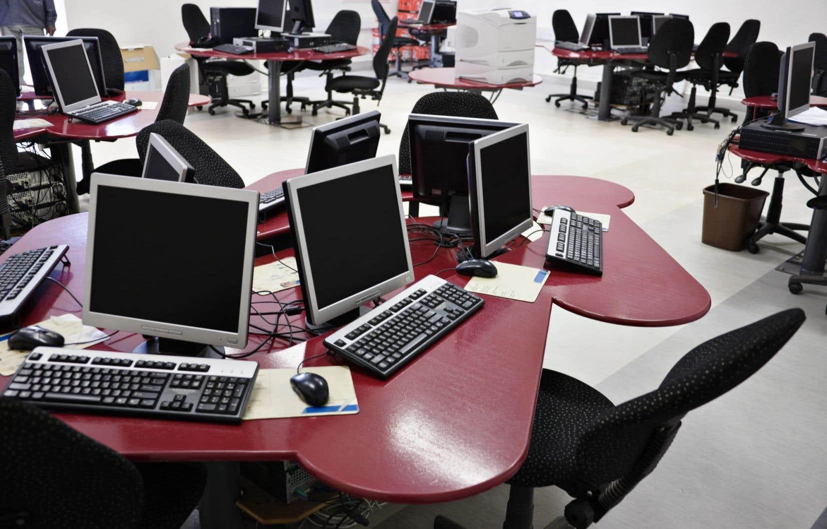 Le directeur des technologies informatiques au ministère de la Sécurité publique aurait été de mèche avec l'un des propriétaires de la firme EBR.