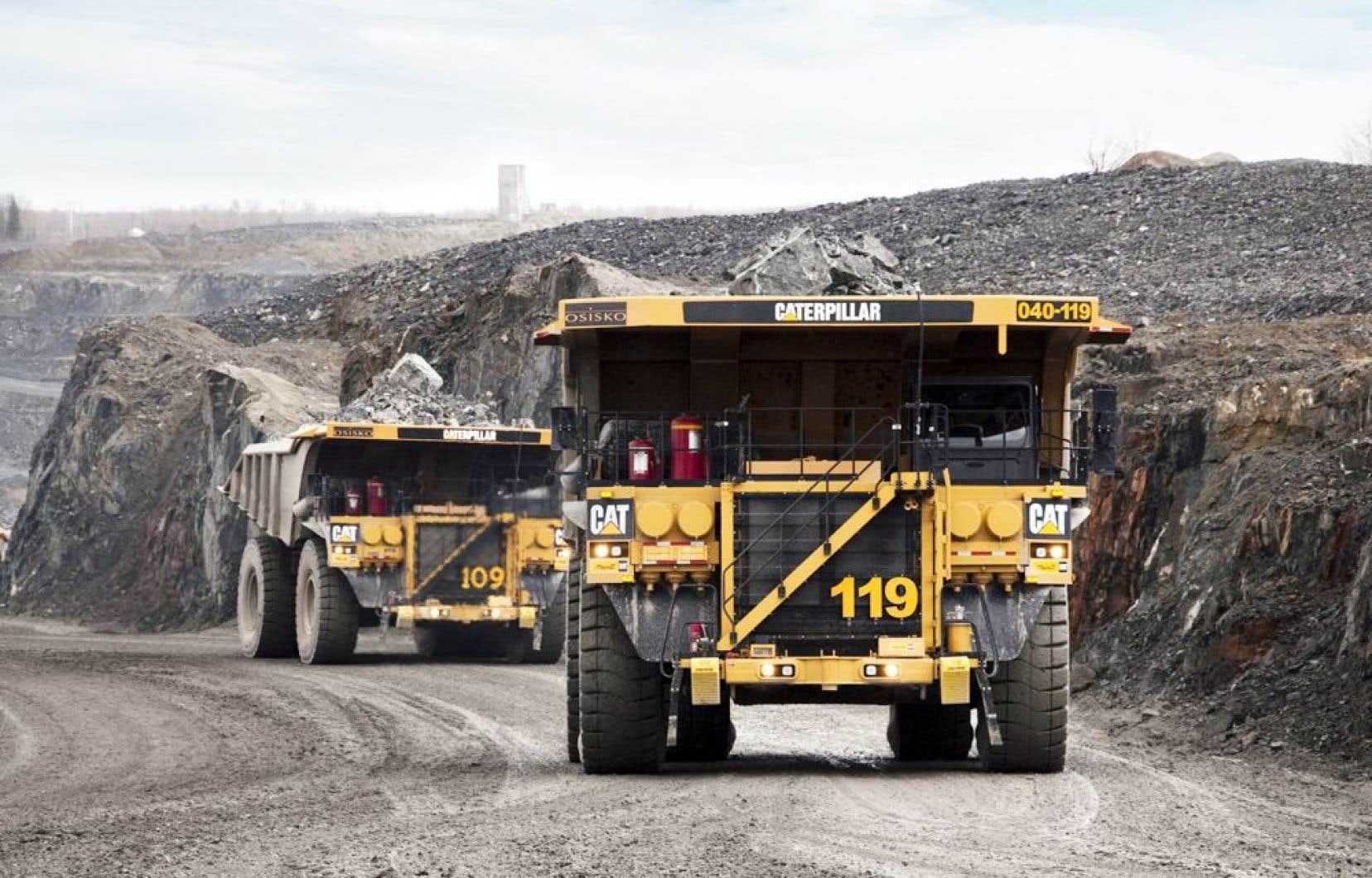 Selon Arianne Phosphate, la construction de la mine entraînerait la création d'environ 2200 emplois.