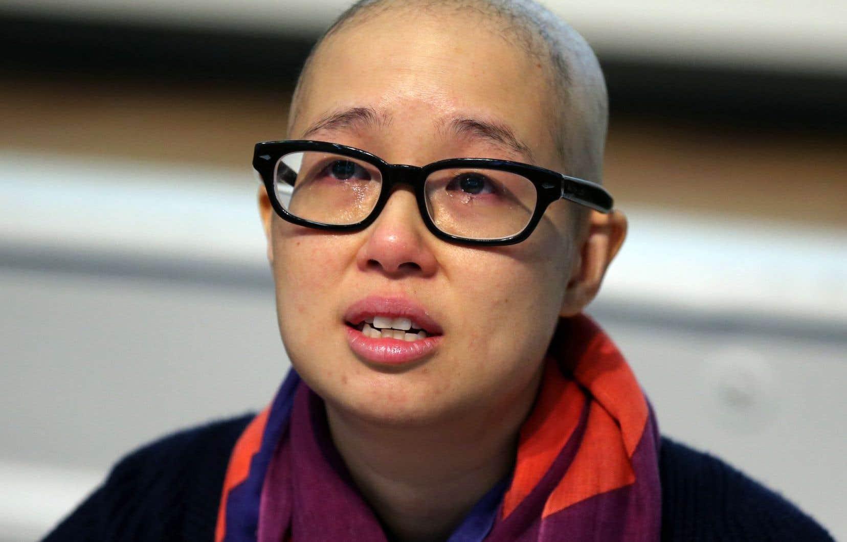 Atteinte d'une leucémie, Mai Duong recevra finalement une greffe de sang de cordon ombilical.