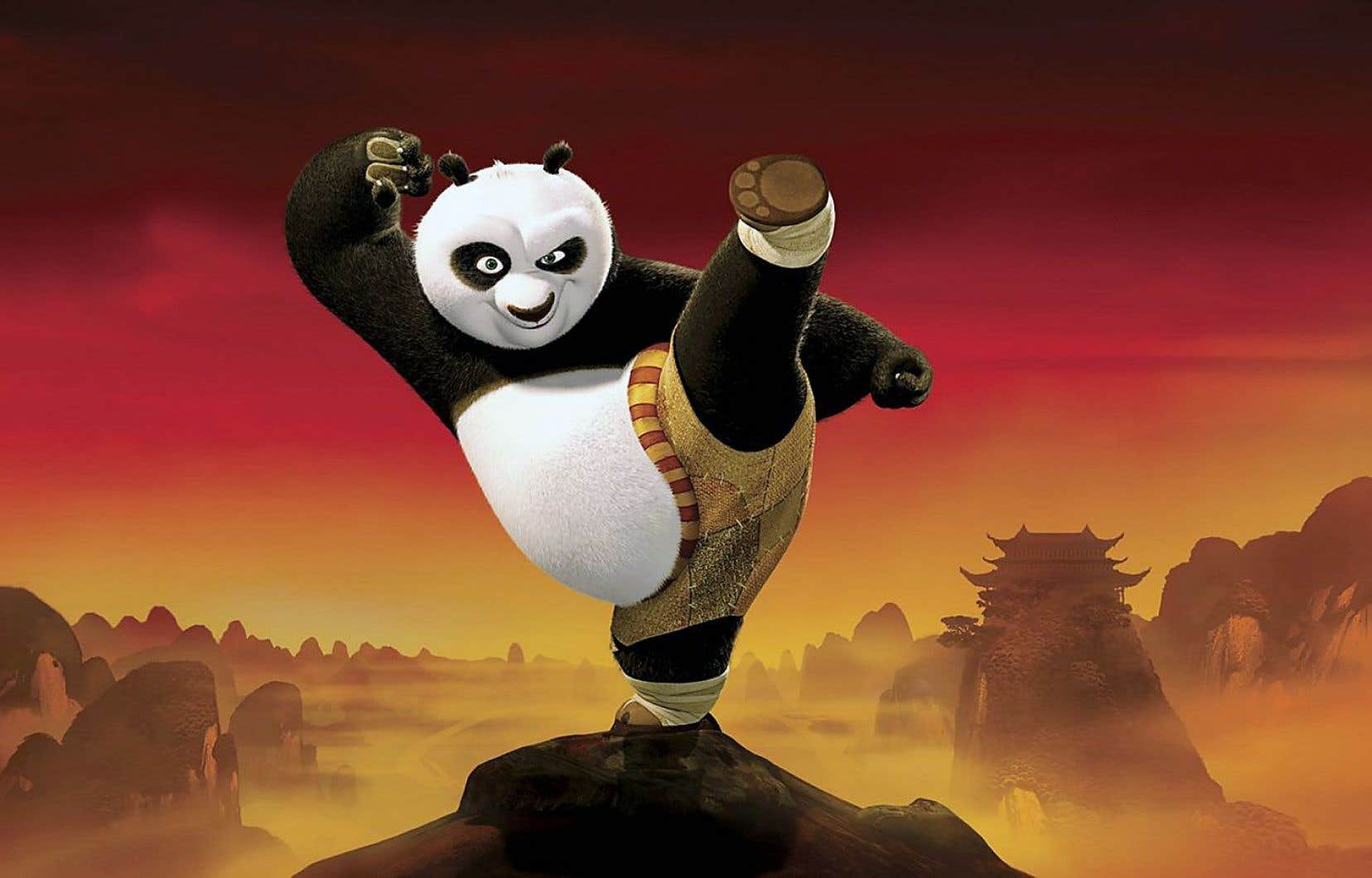 Nous avons tous en nous quelque chose de Kung Fu Panda.