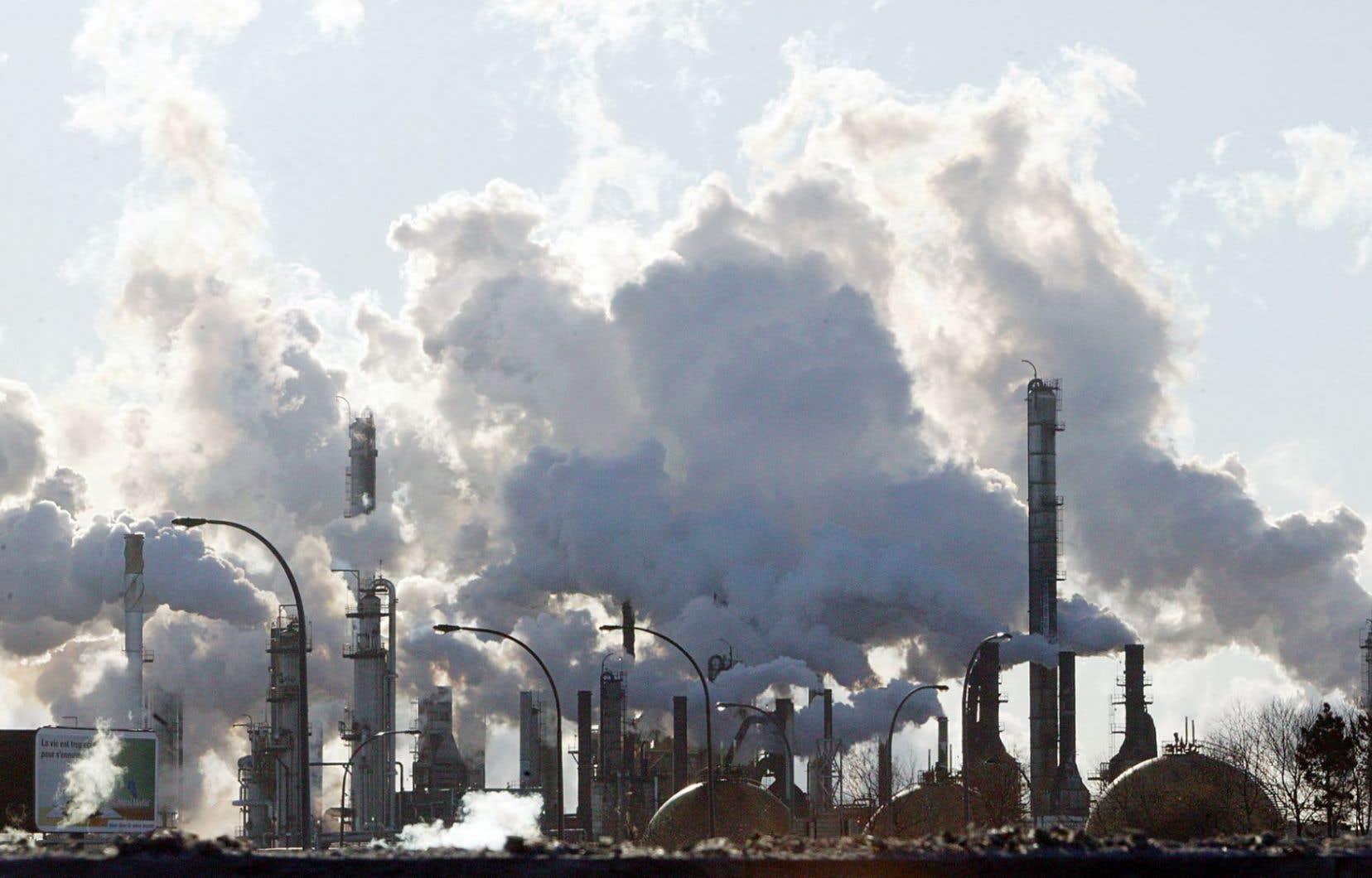 L'industrie québécoise pourrait par exemple faire un plus grand usage de l'abondante biomasse forestière qui peut être transformée en biocarburants.