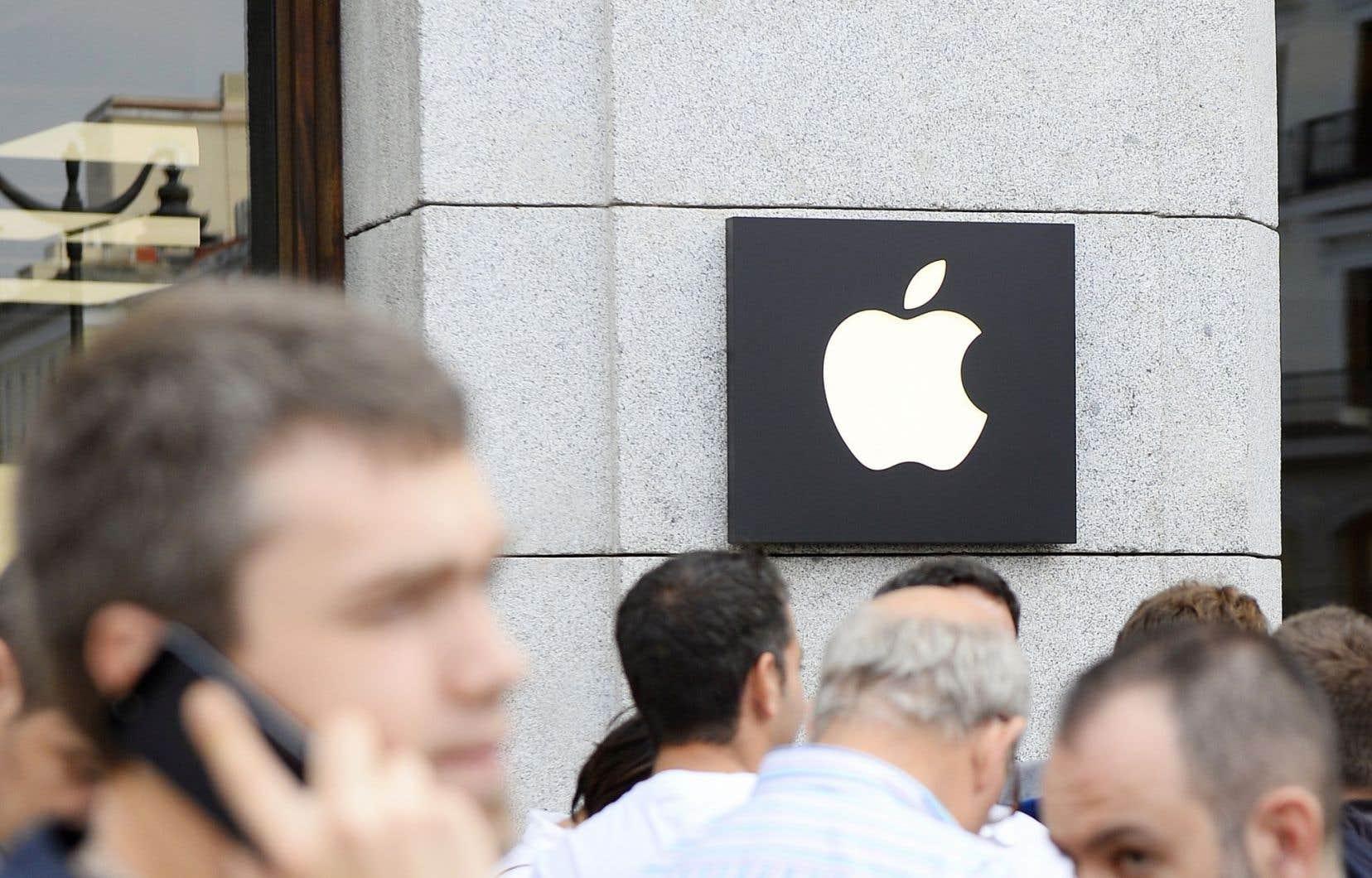 La Commission européenne vérifiera si Apple profite d'une aide illégale de l'Irlande.