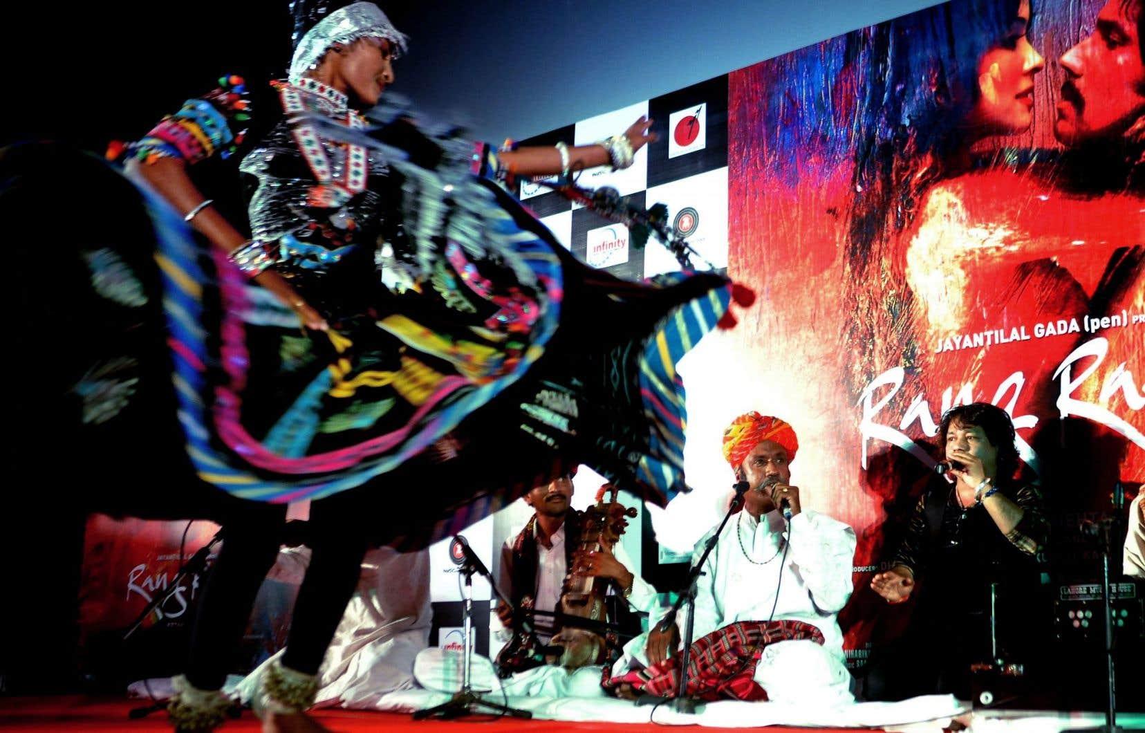 Bollywood, omnipotente industrie cinématographique de l'Inde, fera l'objet d'une table ronde lors de la «Semaine Inde».