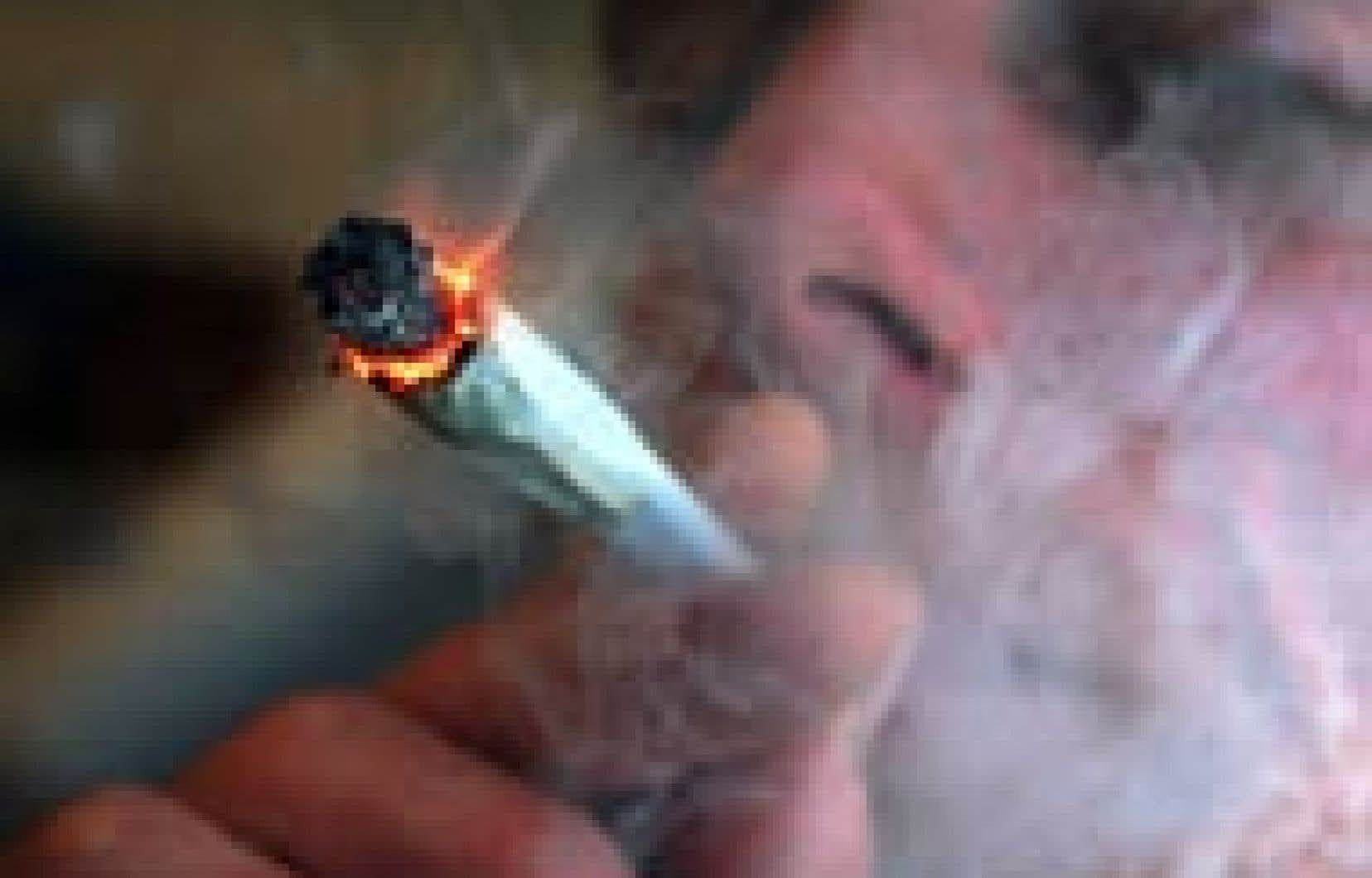 La décriminalisation de la marijuana ne fait pas partie des priorités législatives des libéraux comme des bloquistes. Quant aux conservateurs, ils sont contre.