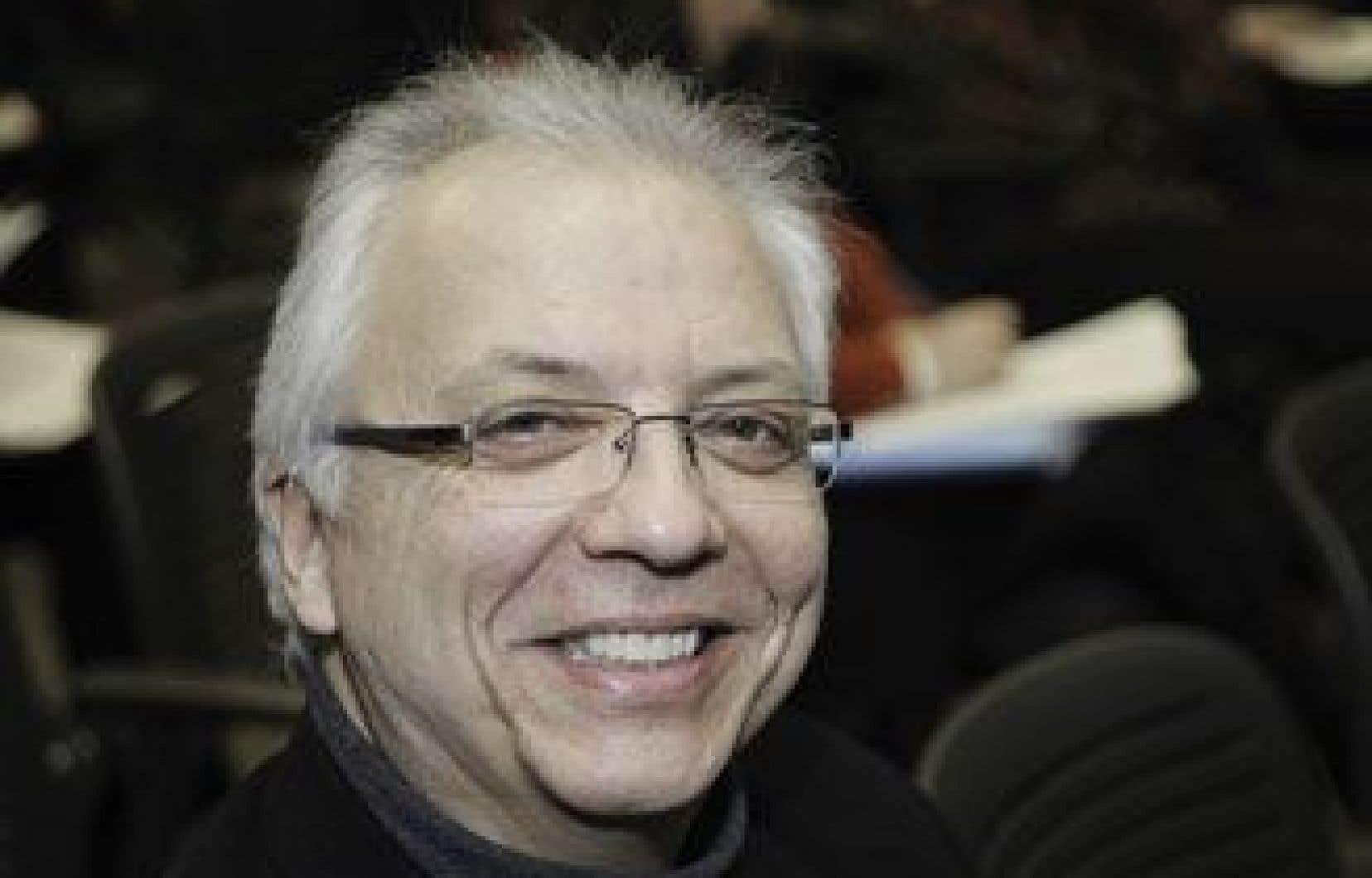 Le professeur de philosophie et d'éthique appliquée au Collège régional de Lanaudière à L'Assomption, LucDesautels