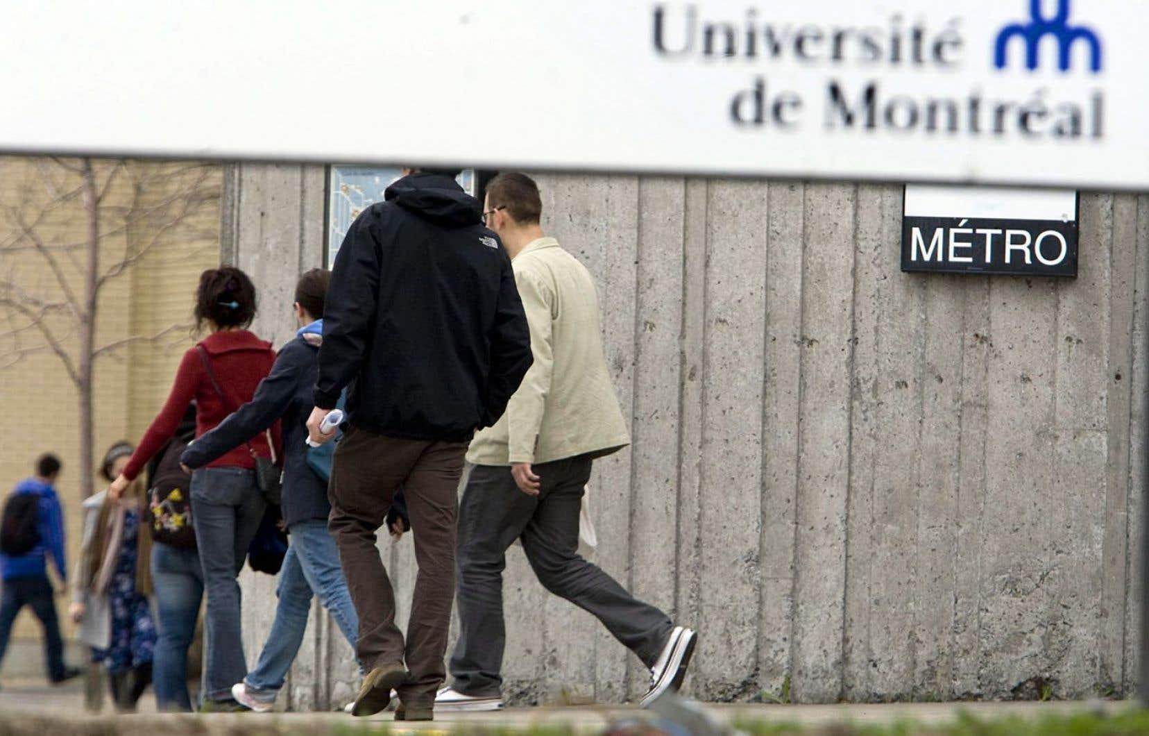 Pour le professeur agrégé de l'Université de Montréal et docteur en neuropsychologie, Dave Ellemberg, un avantage majeur de la structure des études supérieures réside dans le fait qu'il y a beaucoup plus de flexibilité pour l'étudiant.