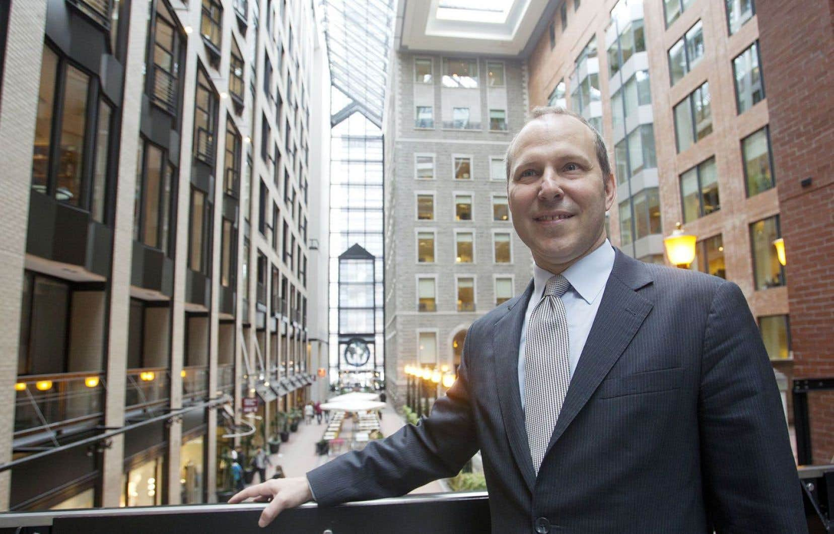 Selon le président et chef de la direction de la Chambre de commerce du Montréal métropolitain, Michel Leblanc, l'employeur devrait pouvoir demander à un employé futur ou actuel s'il a un trouble d'apprentissage.