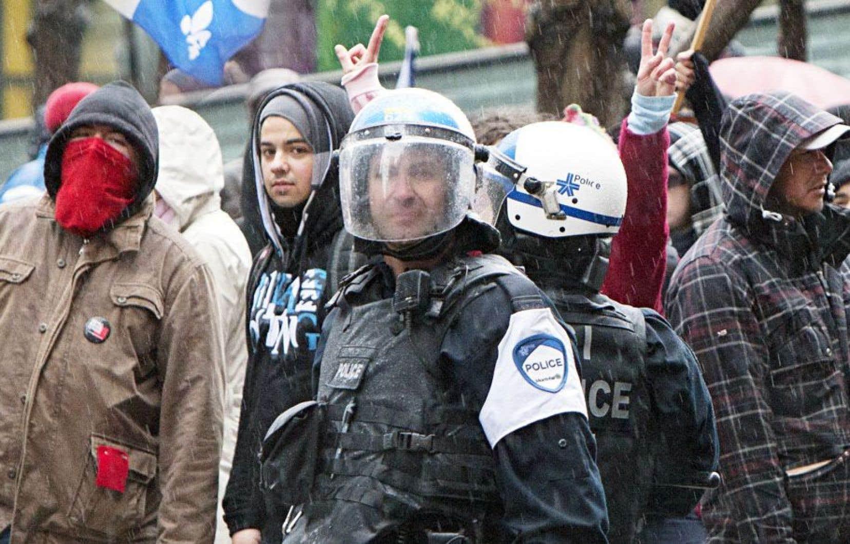 Pour la première fois, c'est un jugement de la Cour qui force l'arrêt des procédures contre des manifestants arrêtés entre autres le 21avril 2012.