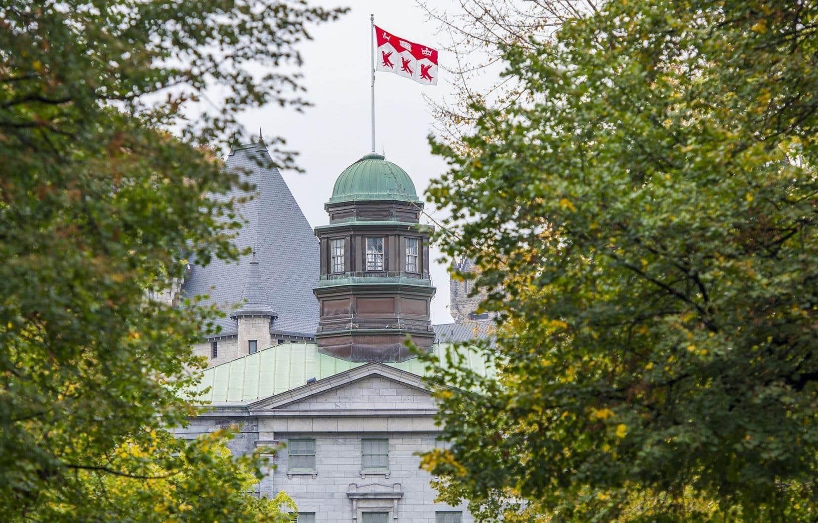 L'Université McGill