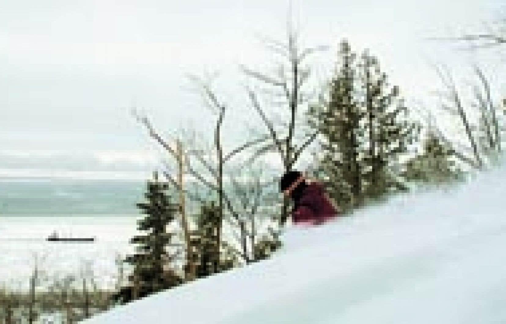 SOURCE GROUPE LE MASSIF Le projet du Massif repose notamment sur une augmentation de plus de 30 % du domaine skiable.