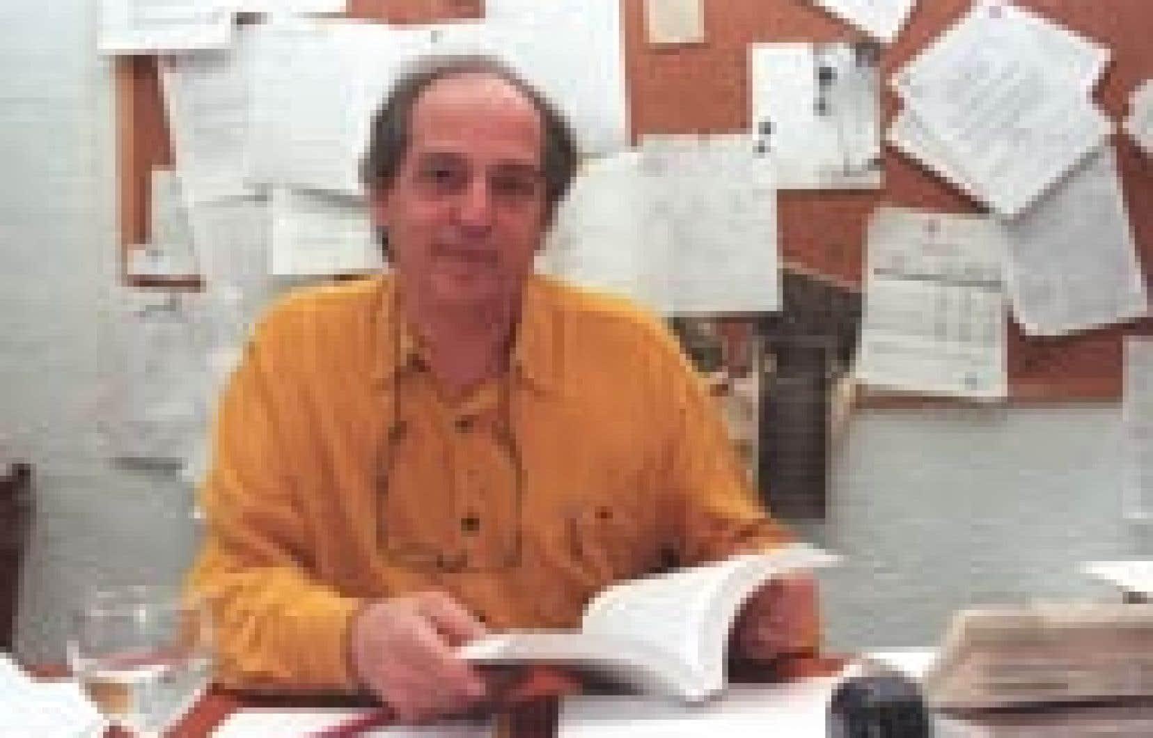 Photo de Jacques Lanctôt prise en 1997.