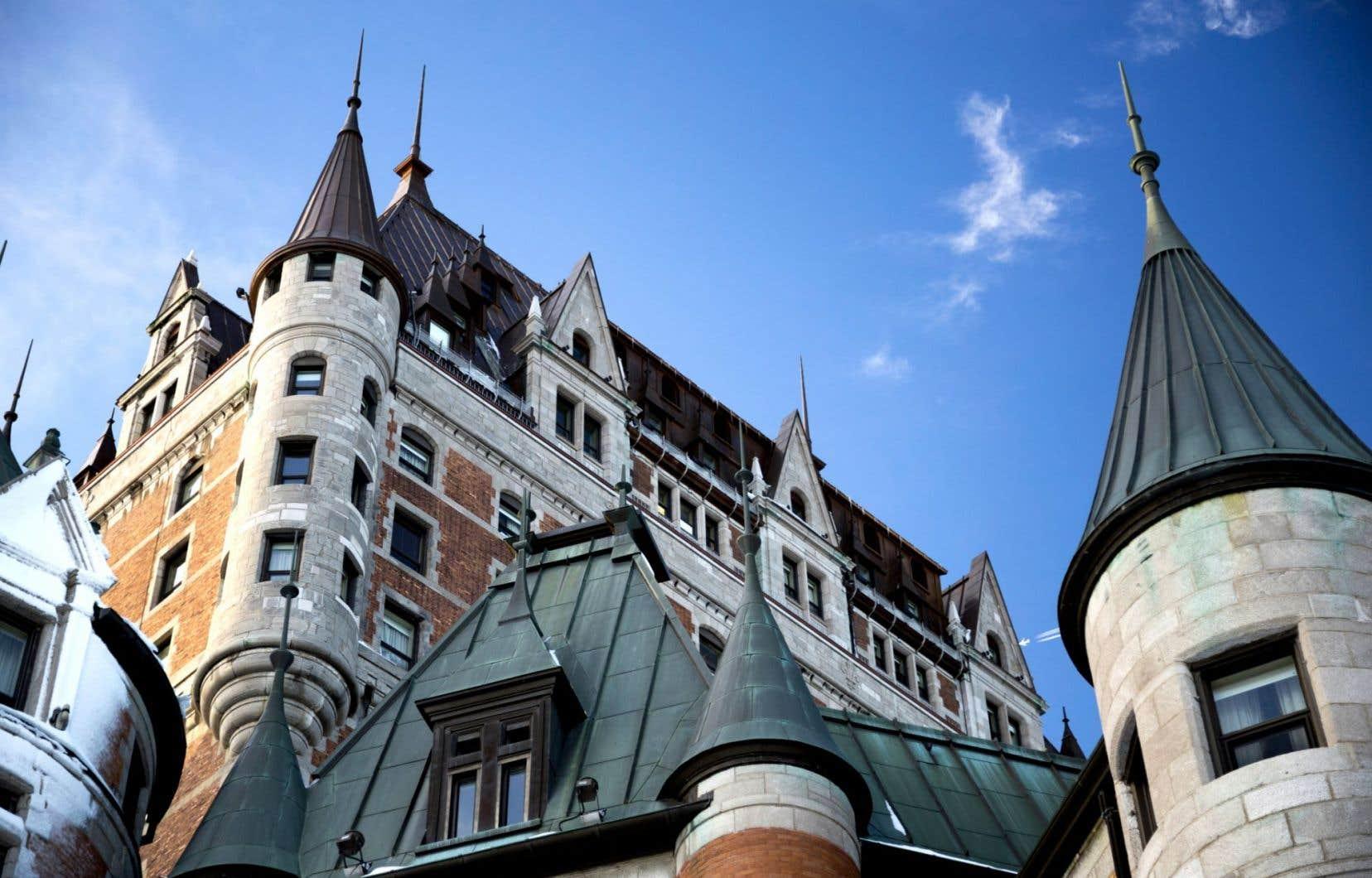 La conception de la nouvelle image de marque de la Ville de Québec a coûté 75 000$ au total.