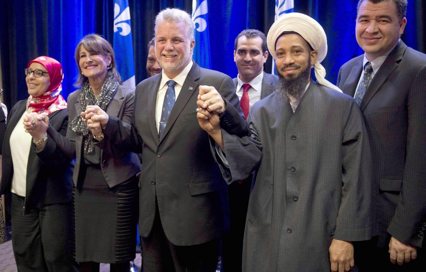 Les différents membres de la communauté musulmane ont tous été appelés à prendre part à ce dialogue.