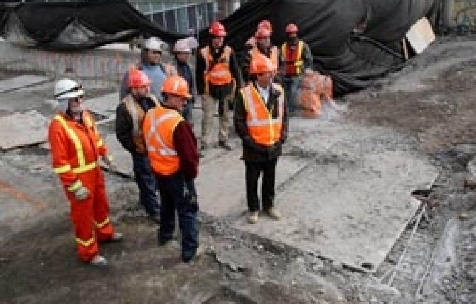 Quelque 143 000 ouvriers seront courtisés par les cinq organisations syndicales de la construction au mois de mai.
