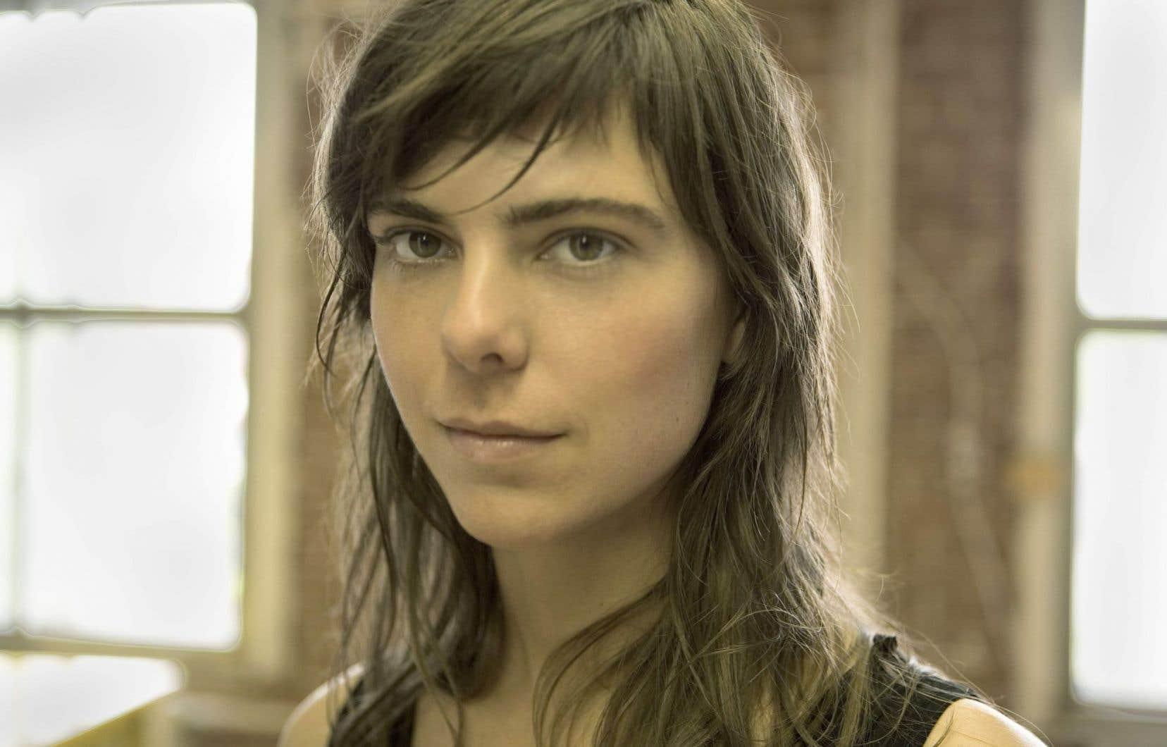 La réalisatrice Sophie Deraspe
