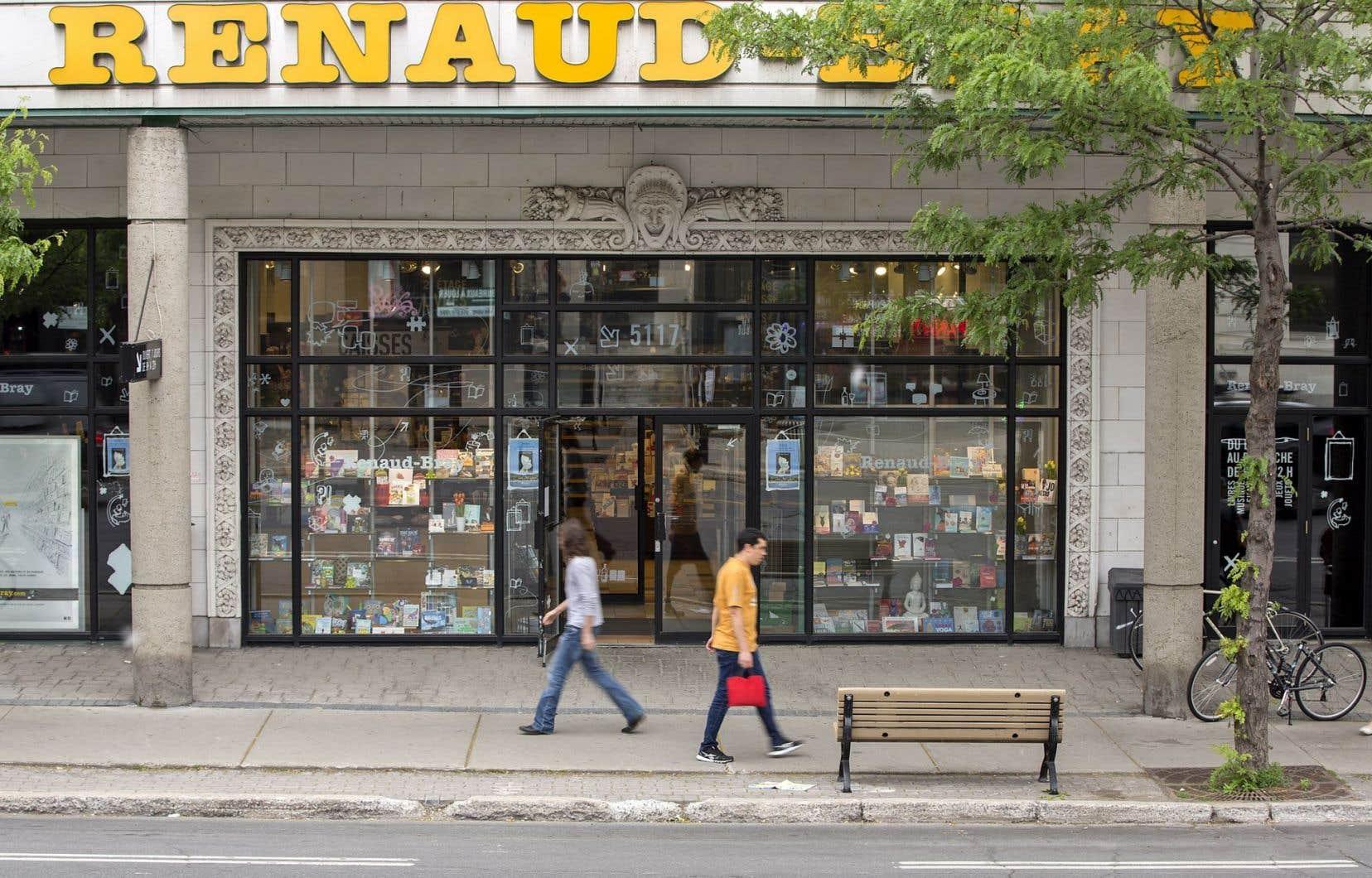 Les livres des 375 éditeurs distribués par Dimedia, dont plus de 40 sont québécois, sont absents des rayons des librairies Renaud-Bray.