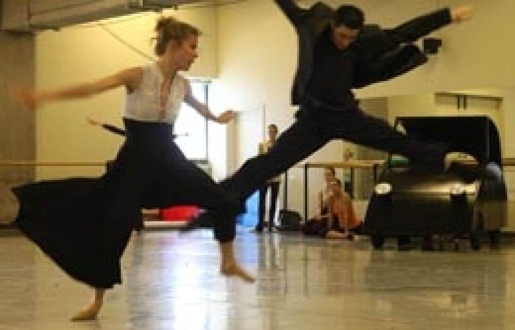 Mats Ek, grand Suédois à la frêle silhouette, était à Montréal cette semaine pour peaufiner La Belle au bois dormant, cette pièce-phare de sa création, que les Grands Ballets canadiens de Montréal viennent d'intégrer à leur répertoire.