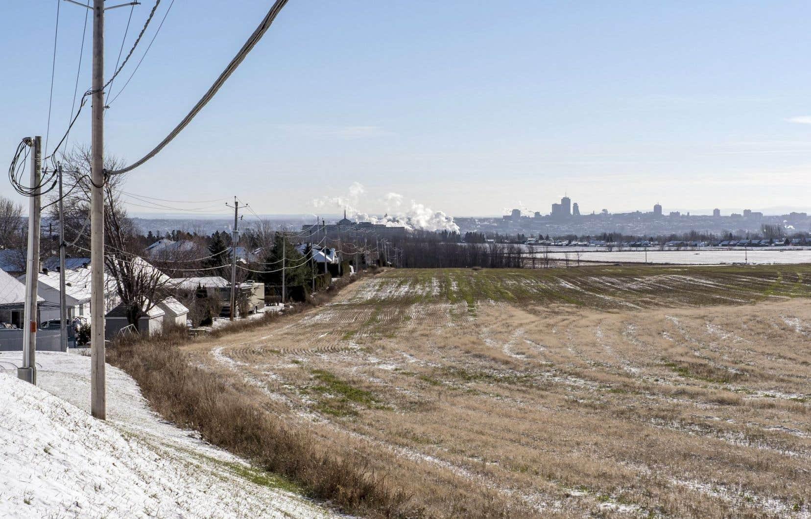 Les terres agricoles acquises par les Sœurs de la Charité de Québec changeront de vocation.