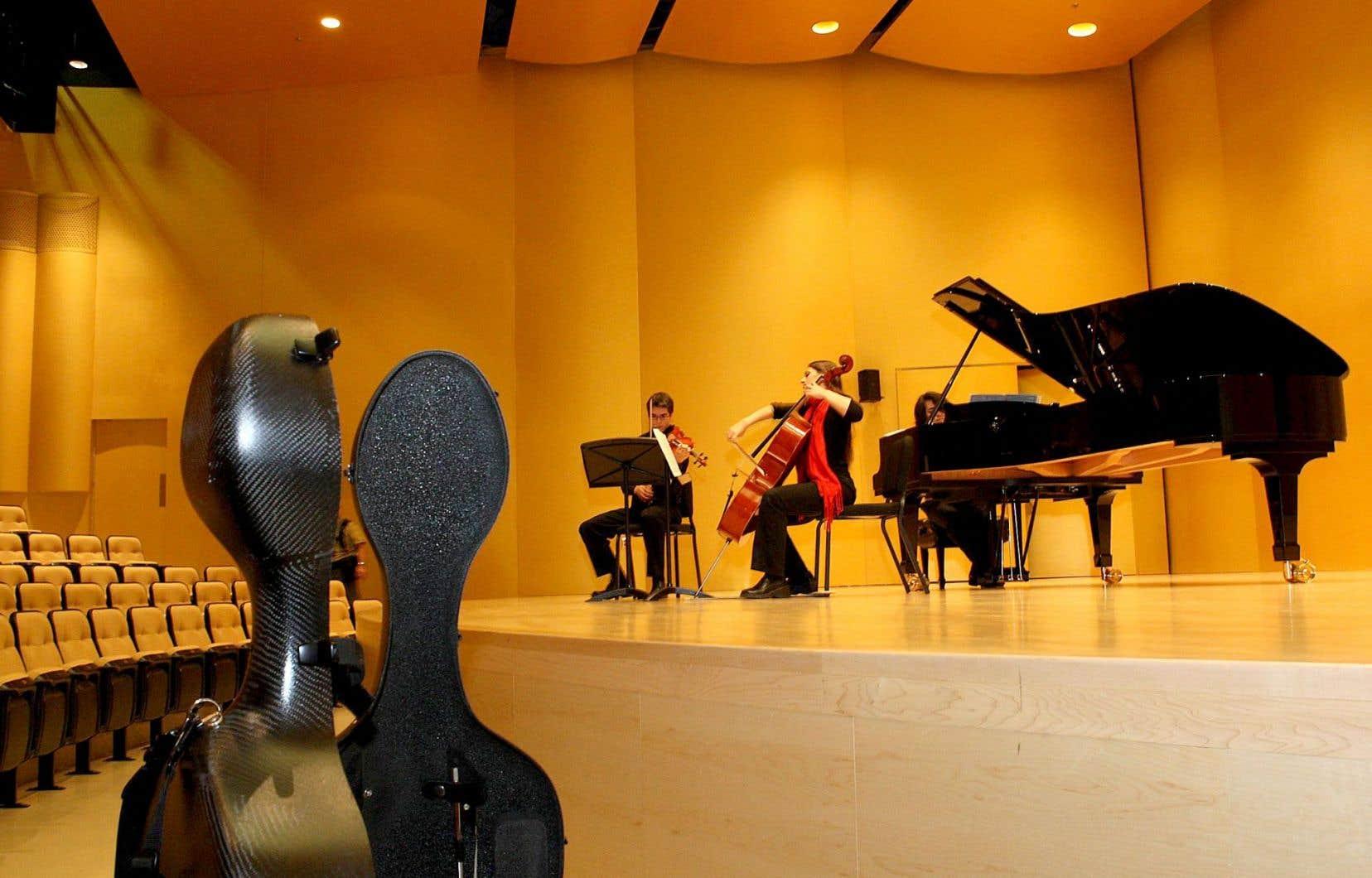 Le Conservatoire de musique de Montréal