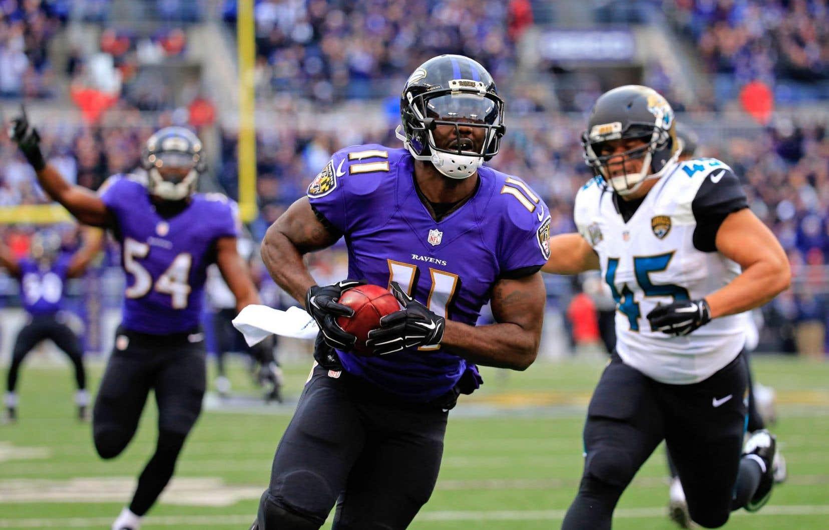 Les Ravens de Baltimore, le 14 décembre dernier