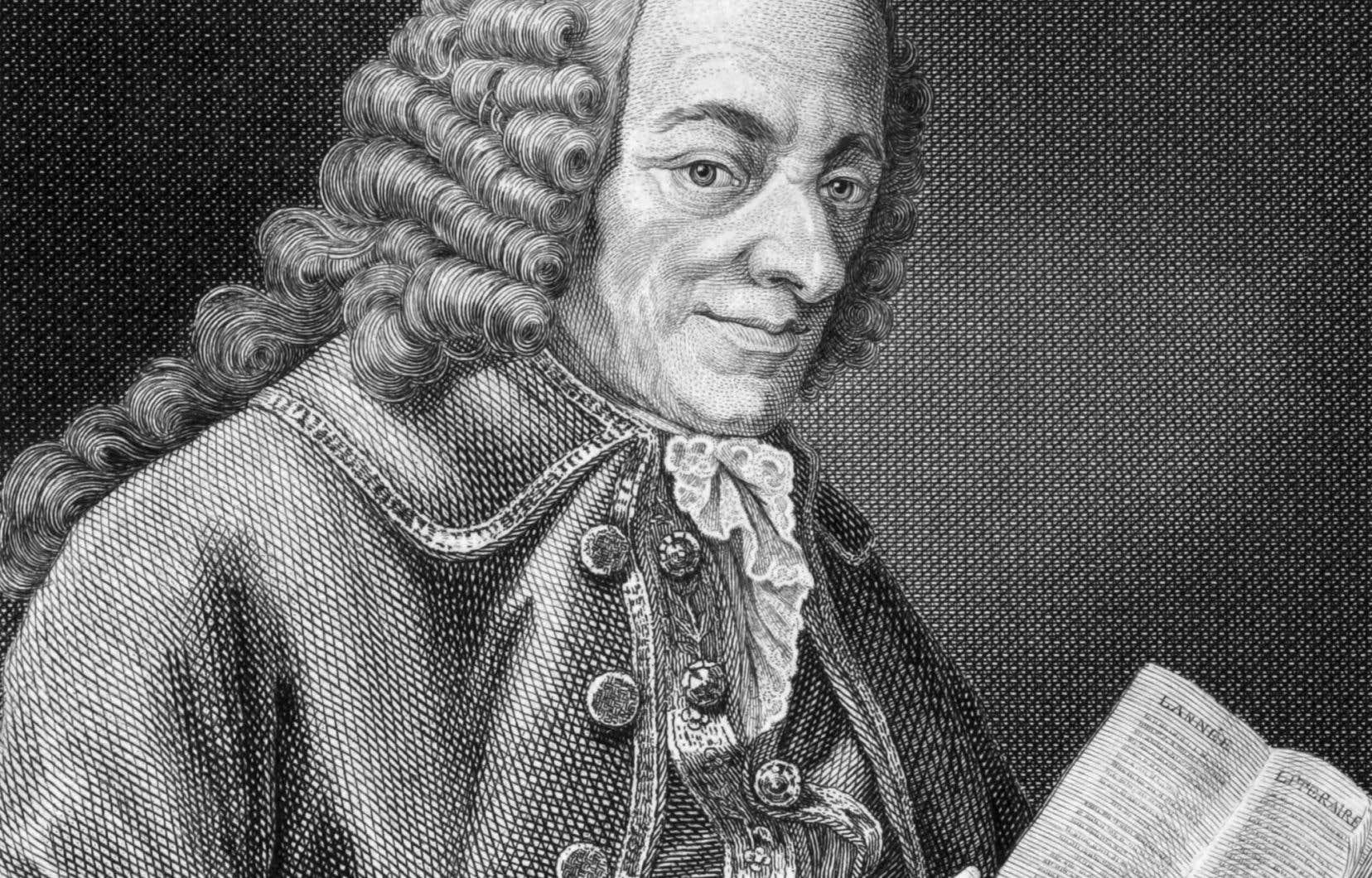 Voltaire signait nombre de ses lettres de la mention «Tuons» ou «Écrasons l'infâme».