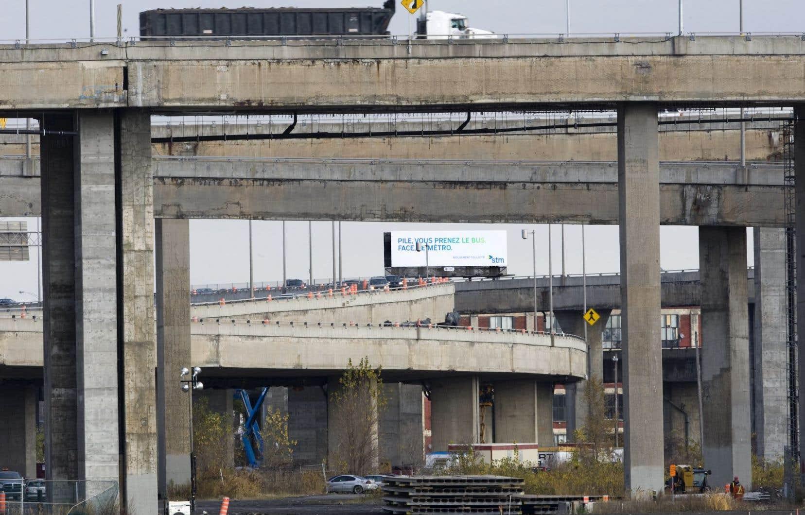 Selon l'échéancier prévu, le projet de reconstruction de l'échangeur Turcot sera achevé en 2020.