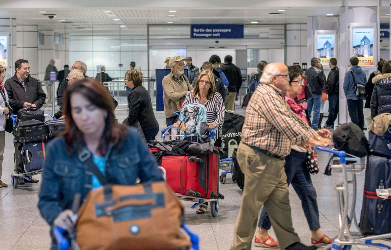 Le nombre de passagers aériens atteindra les 7,3 milliards en 2034, selon l'Association internationale du transport aérien (IATA).