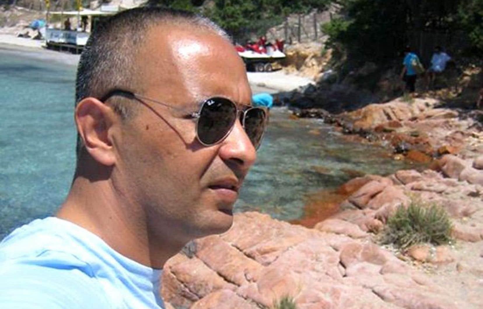 L'écrivain et journalisteKamel Daoud