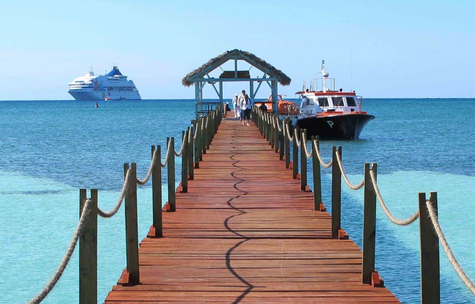 Bienvenue à Punta Frances, sur l'île de la Jeunesse.