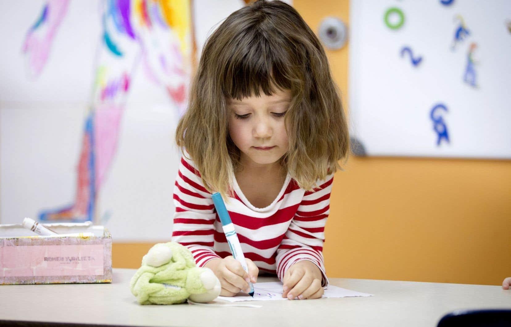 «Plus l'enfant aura la chance d'être mis en situation de jeux et de projets où il devra s'investir et s'organiser, plus sa réussite scolaire sera grande. »