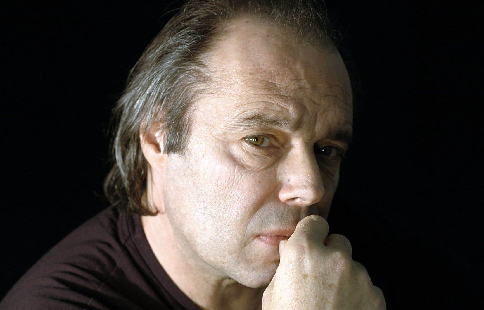 Philippe Djian en 2009