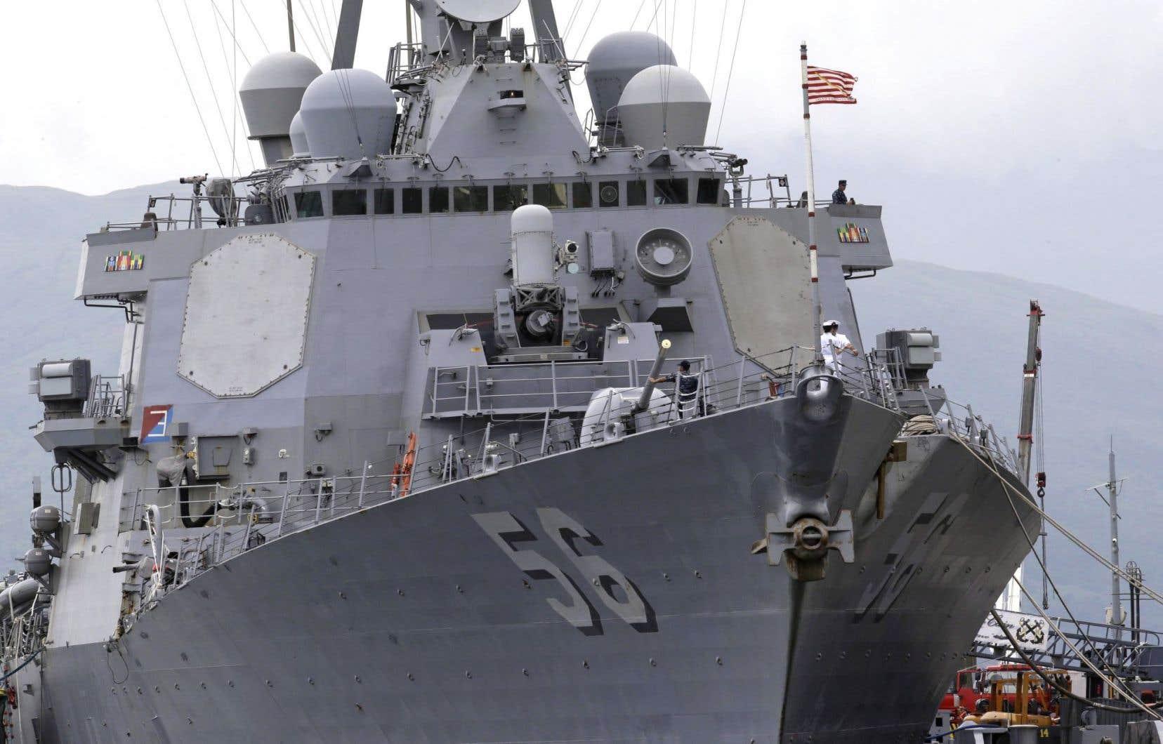 La marine américaine prévoit dépenser 2,5 milliards pour moderniser ses réseaux de communication. CGI a été choisie pour offrir ses services.