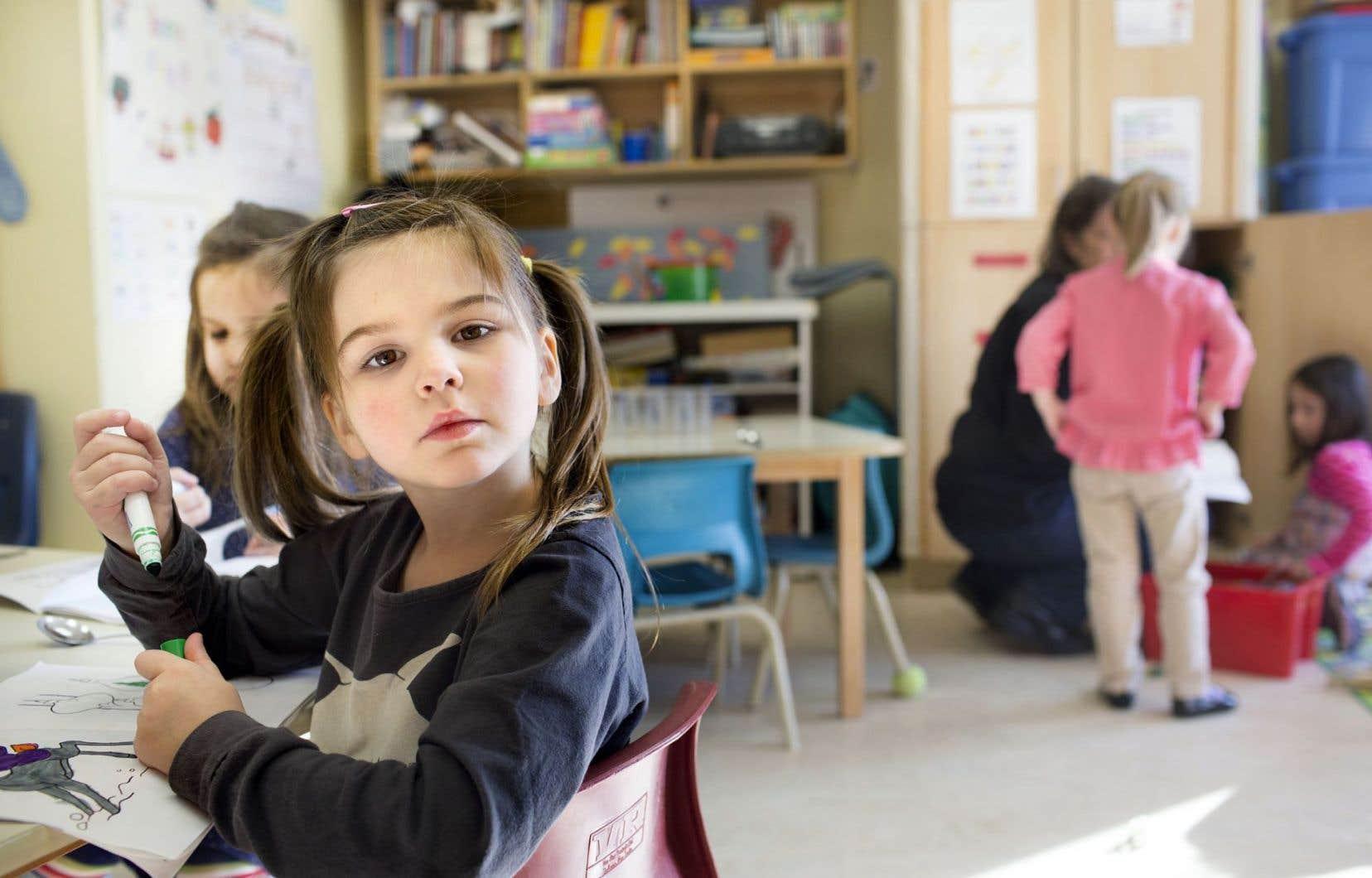 Le CSF croit qu'un plus grand nombre de places servirait entre autres à régler le problème des «enfants fantômes».
