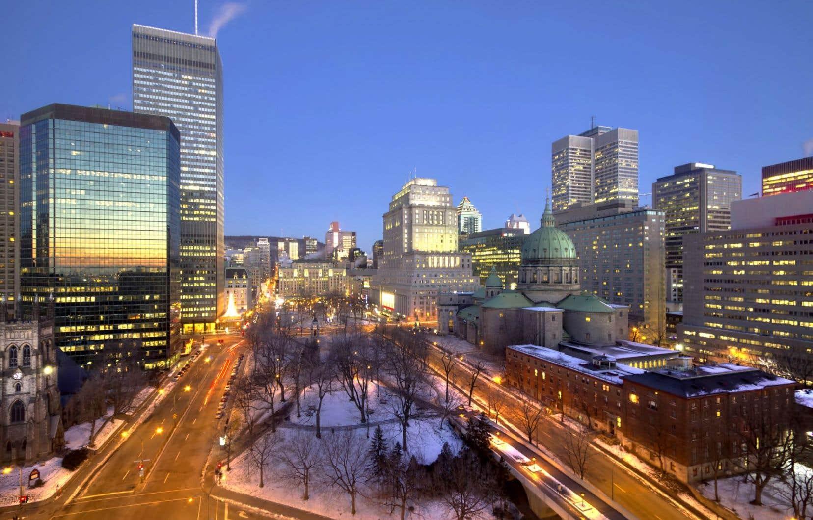 Le marché des villes intelligentes est évalué entre 50 et 75 milliards de dollars pour les dix prochaines années, selon Cisco.