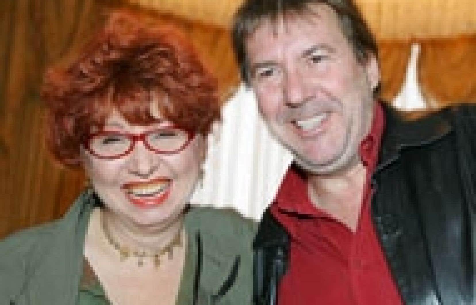 Dans la catégorie des premiers rôles dans une comédie, on note la présence du couple des Bougon, Louison Danis et Rémy Girard.