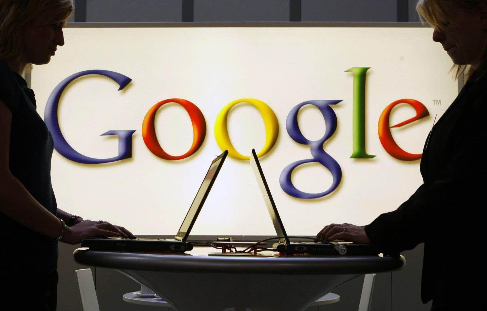 WikiLeaks accuse Google d'avoir livré des données personnelles de trois journalistes au service de Julian Assange.
