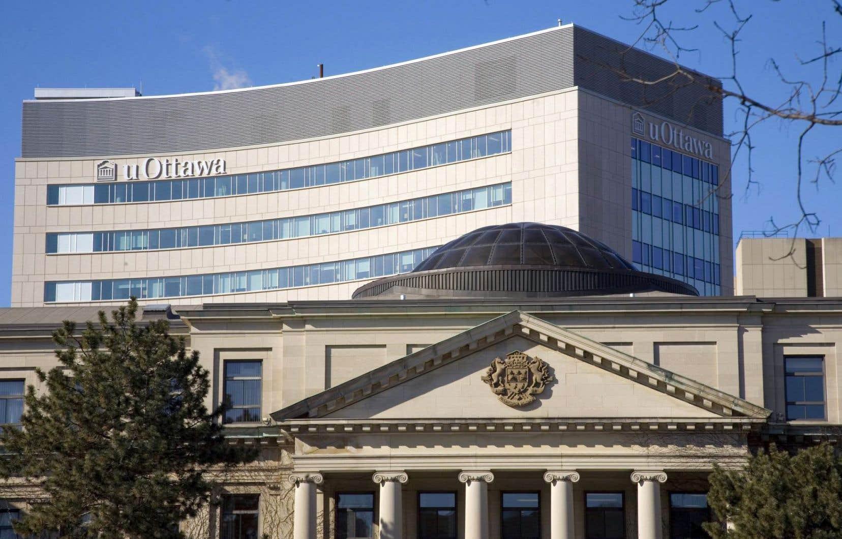 Grâce à ces démarches, l'Université d'Ottawa attire un grand nombre d'étudiants chinois.