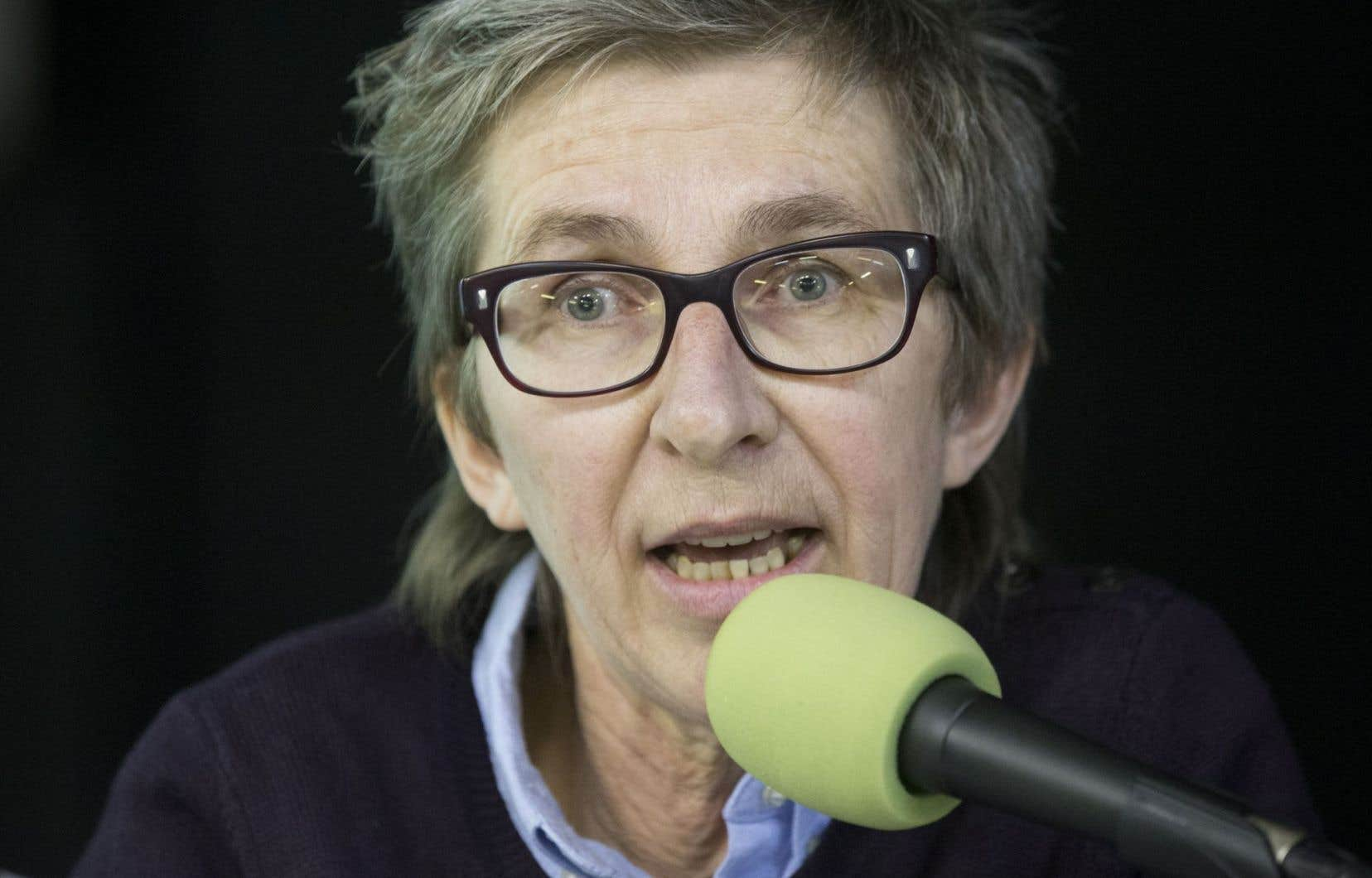 Louise Mailloux