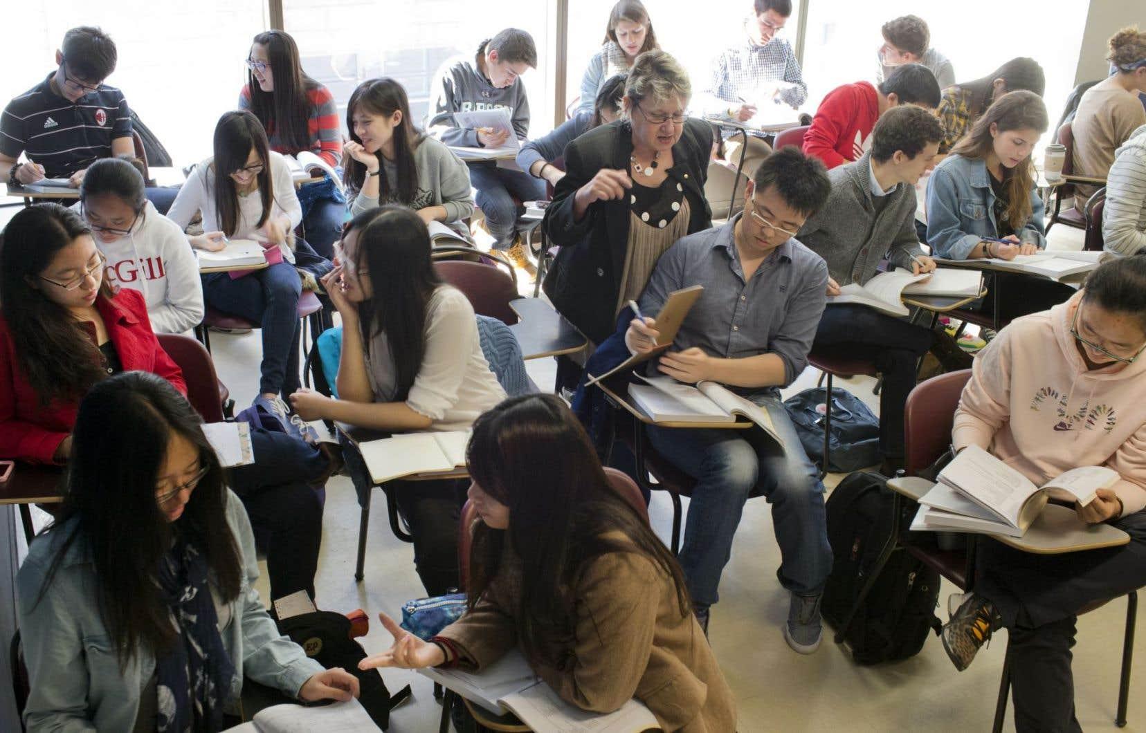 On ne sait pas encore comment les coupes dans les budgets des universités vont se traduire concrètement.