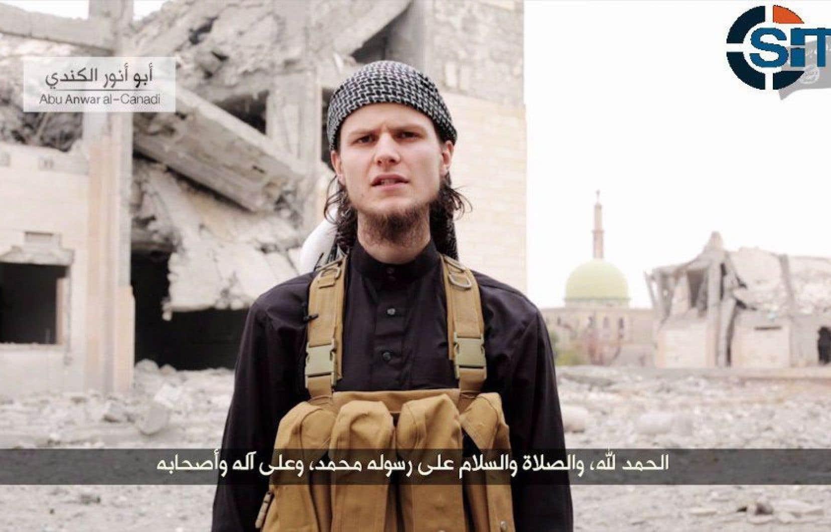 Les appels au djihad et à mener des actions isolées au Canada, comme ceux faits par exemple par John Maguire, qui se faisait appeler «Abu Anwar al-Canadi», seront dorénavant jugés criminels.