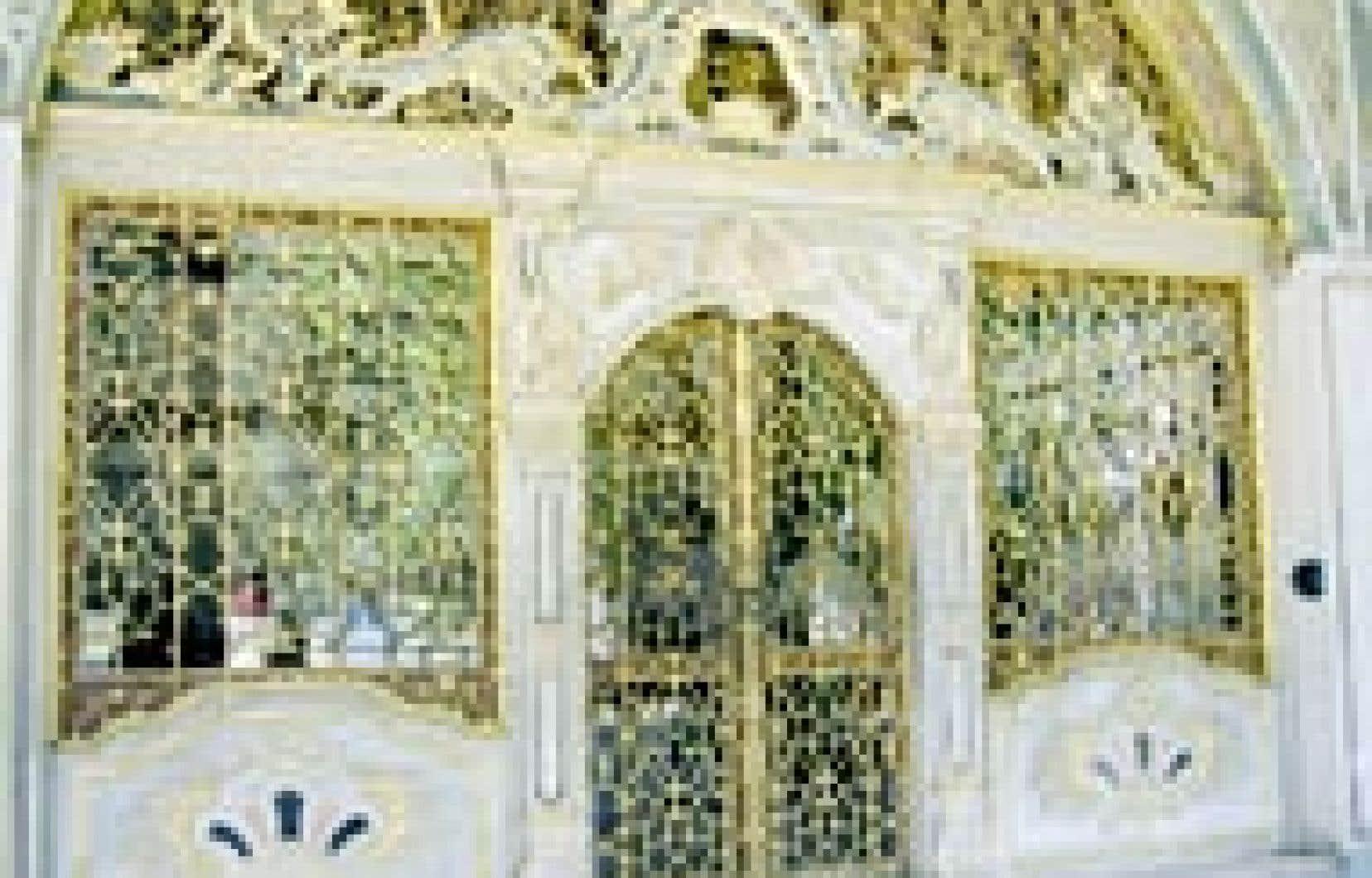 Photos Lio Kiefer - Le palais Topkapi.