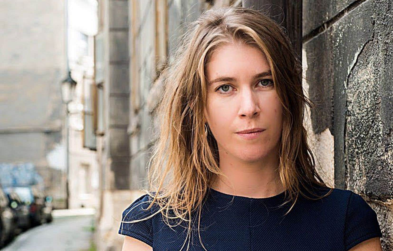 Claire Legendre place son récit au sommet de la crise hypocondriaque.