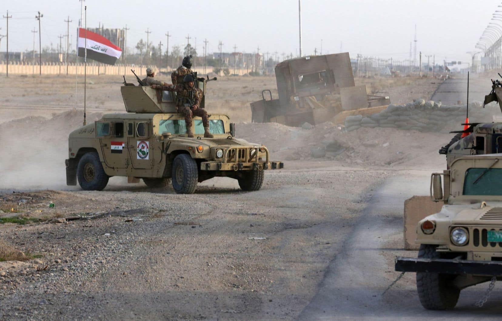 L'ONU avait adopté en août 2014 une résolution visant à couper les fonds aux djihadistes en menaçant de sanctionner les pays qui leur achèteraient du pétrole.